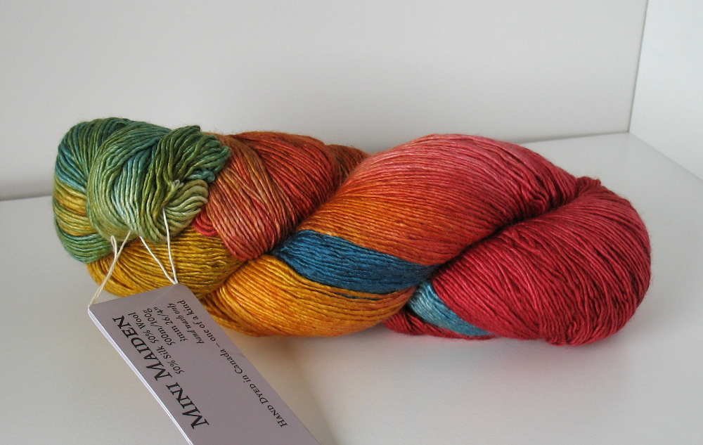 Mini Maiden, colorway Masala