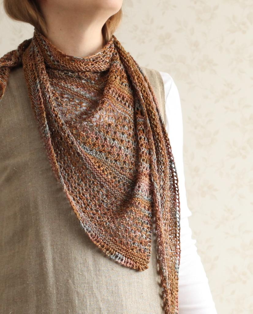 Pernilla shawl