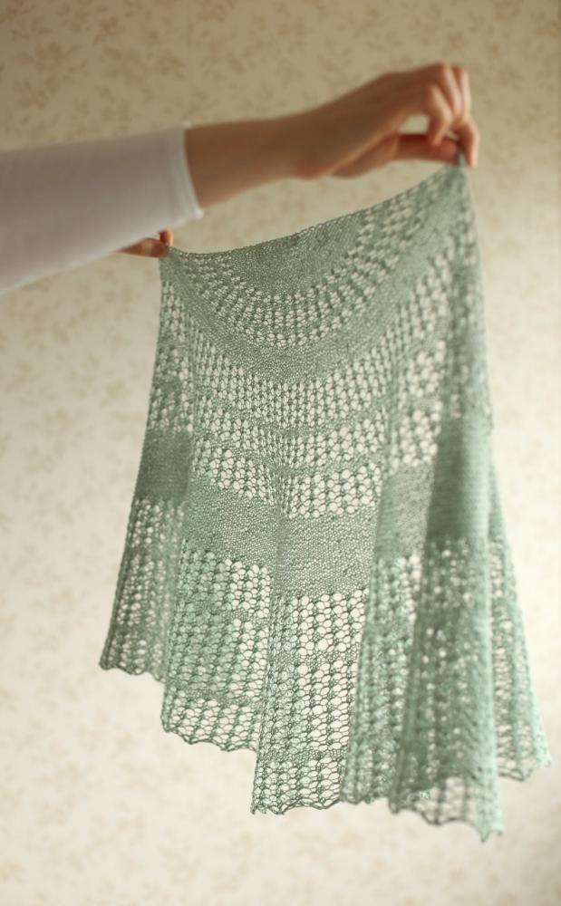 Auer shawl