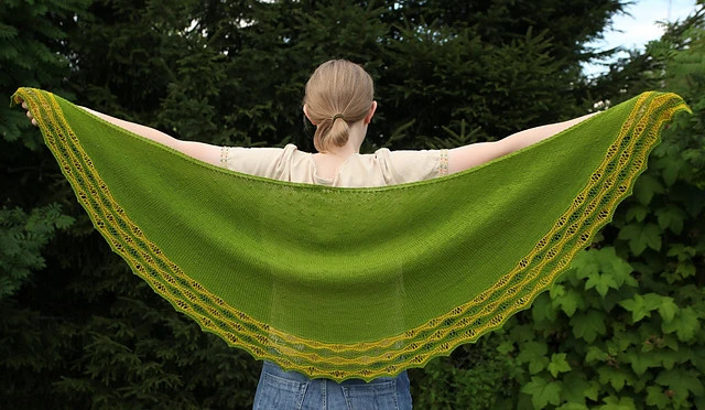 Raili's Shawl
