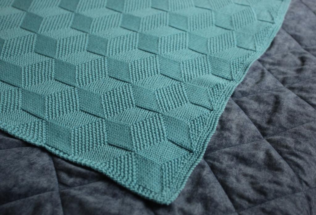 Kuutio blanket